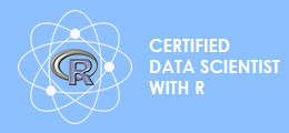 Certified Data Scientist with R
