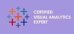 Cert Visual Analytics Expert