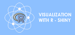 Visualization with R-Shiny