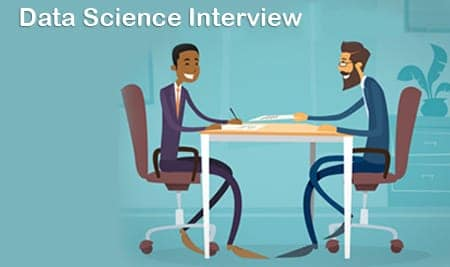 Data Science Job Interview
